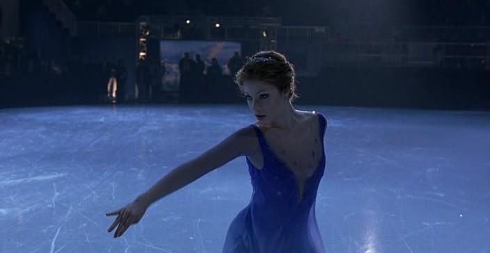 Кадр из фильма принцесса льда ice princess