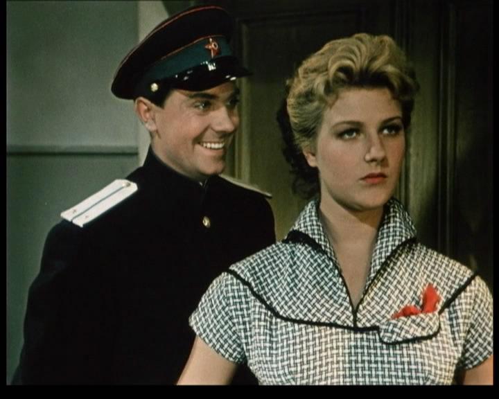 Агата советский фильм влюбился в продавщицу Солнечная