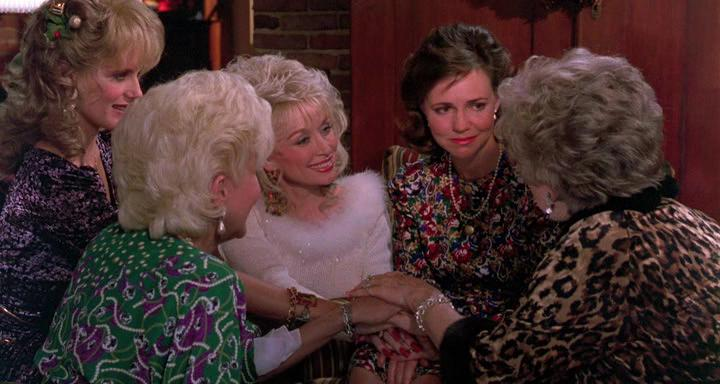 the resilience factors in a family in steel magnolias a movie by herbert ross